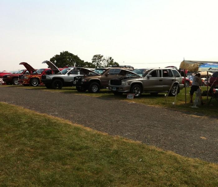 Carlisle Chrysler Nationals 2012