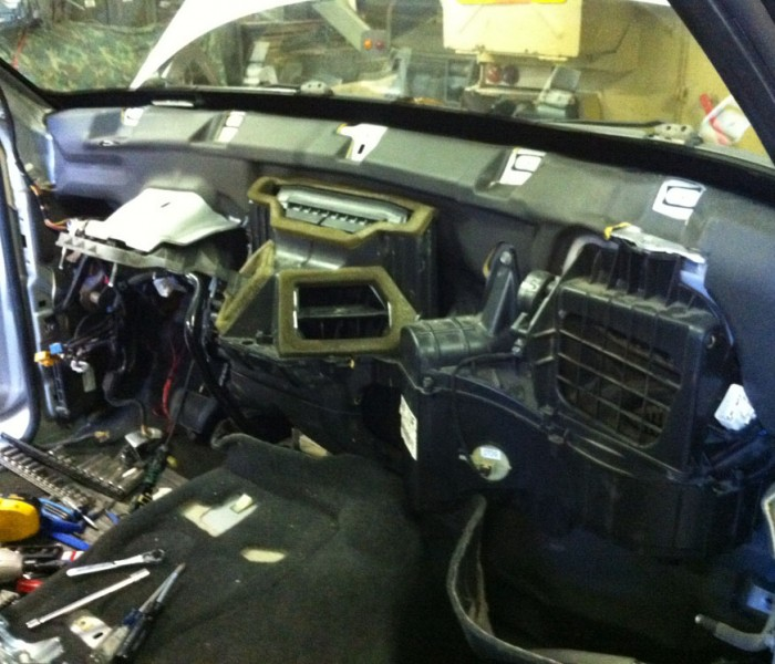 Heater Core Replacement
