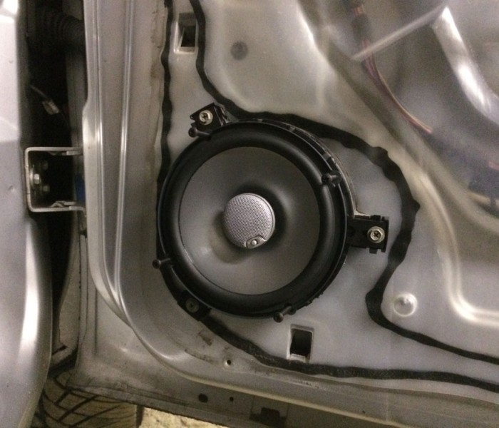 Infinity Reference 6032si Install