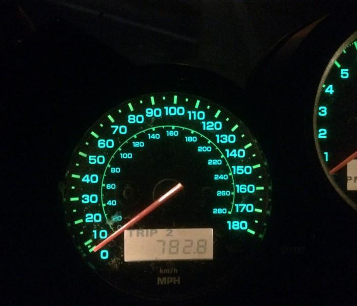 2 Wheels, 3 States, 782 Miles