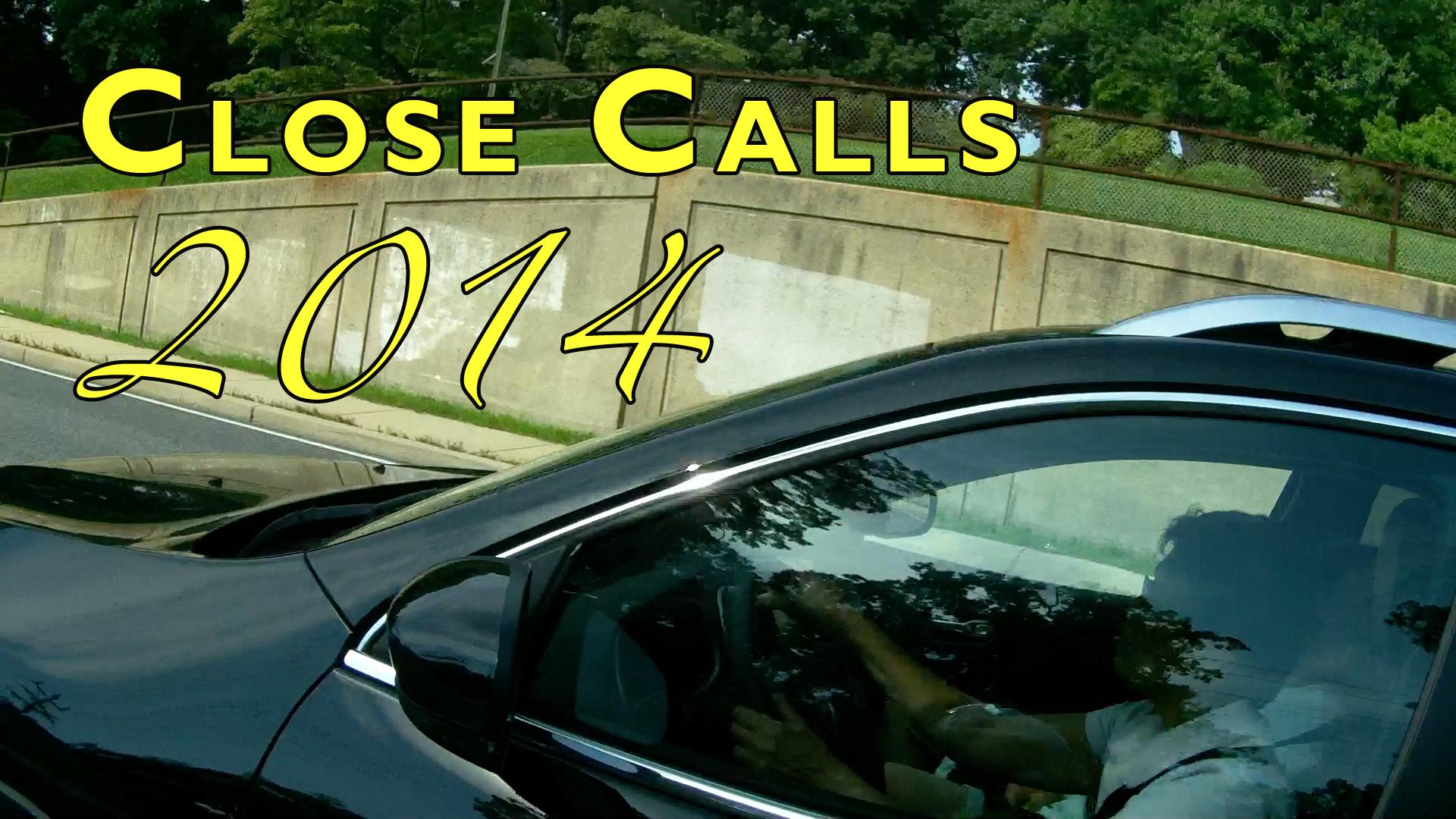 Close Calls 2014
